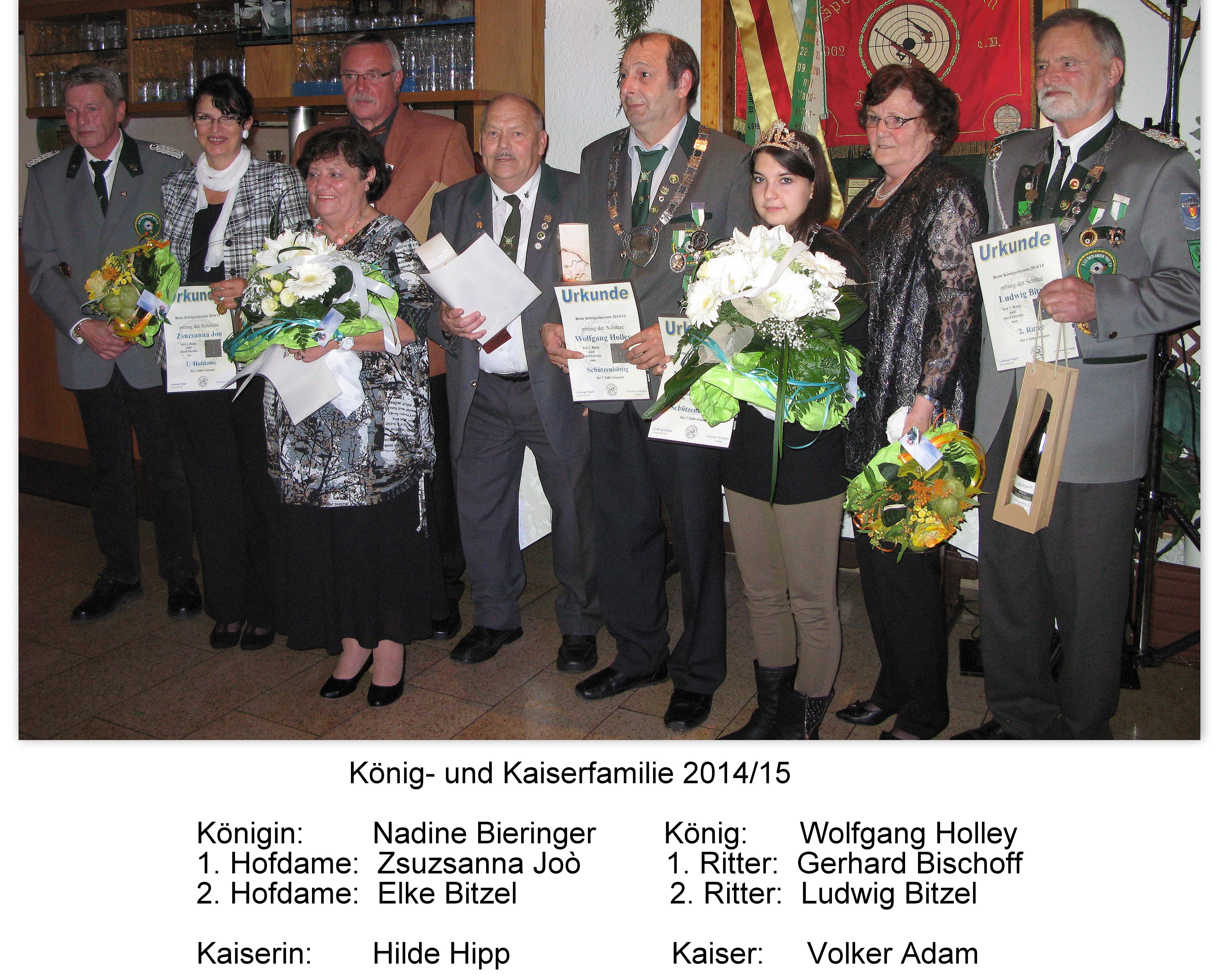Königsfeier20141